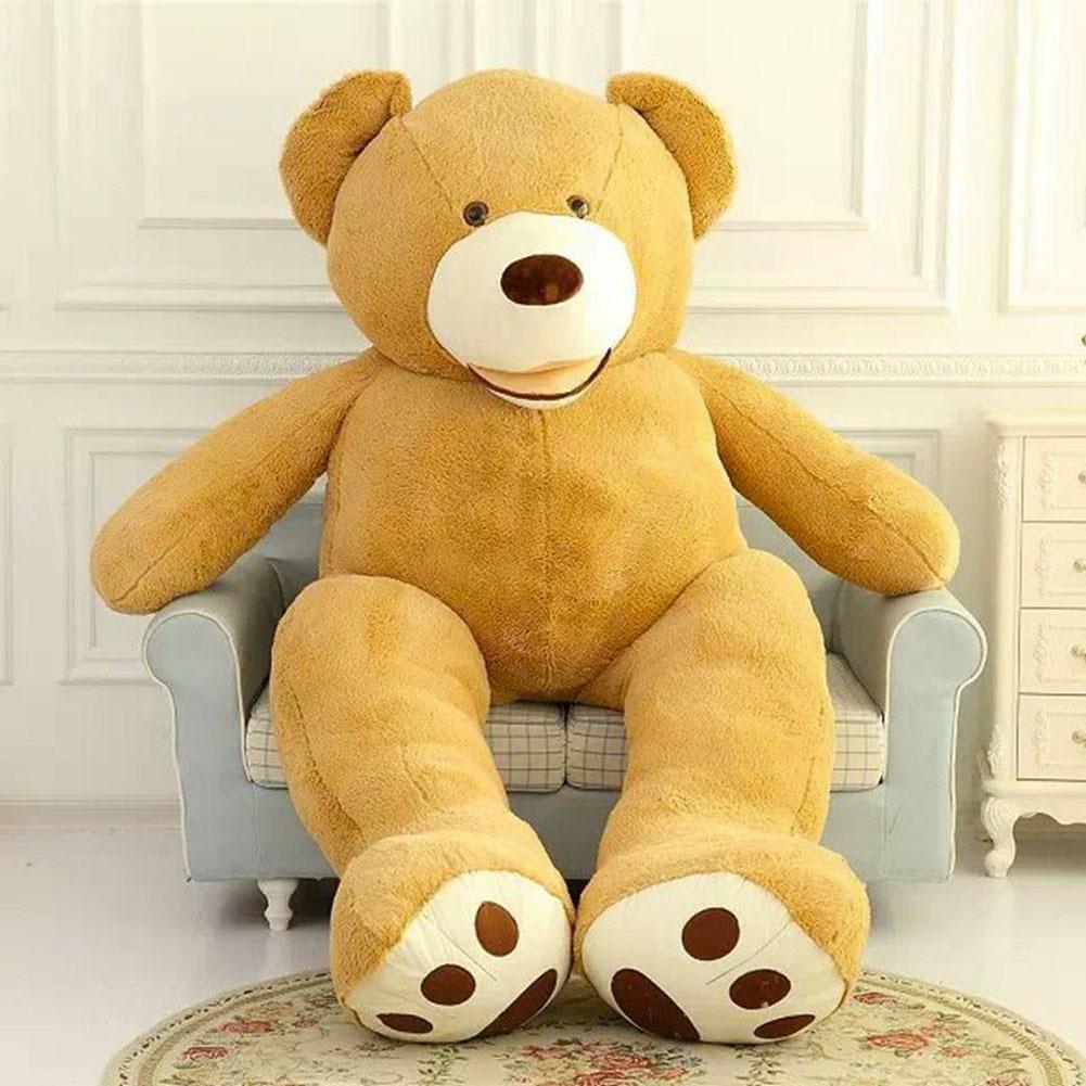 11-Foot Teddy Bear 2