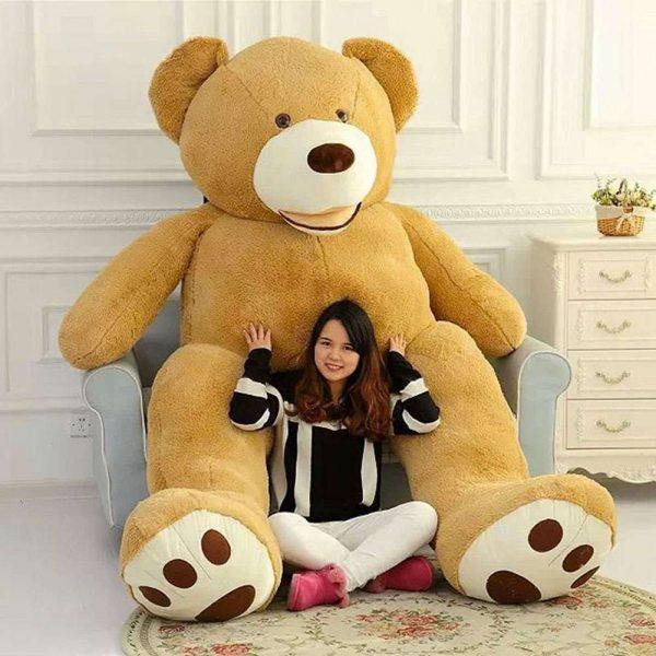 11-Foot Teddy Bear 3