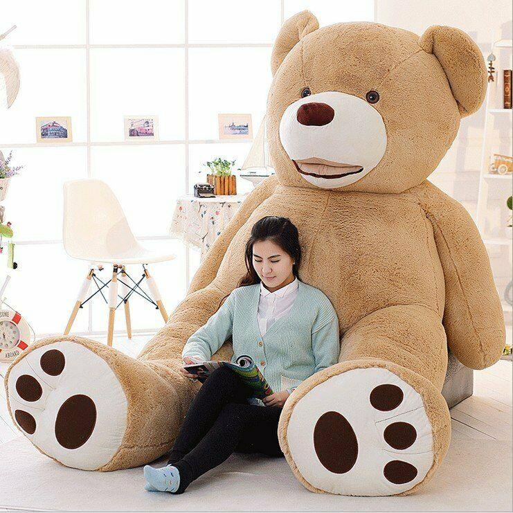 11-Foot Teddy Bear 4