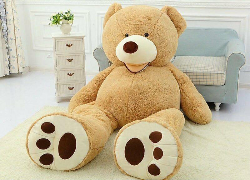 11-Foot Teddy Bear 5