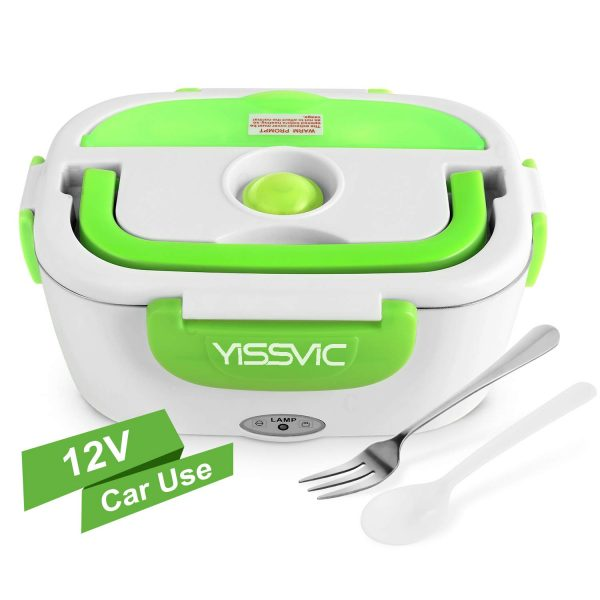 Battery Heated Lunch Box 2