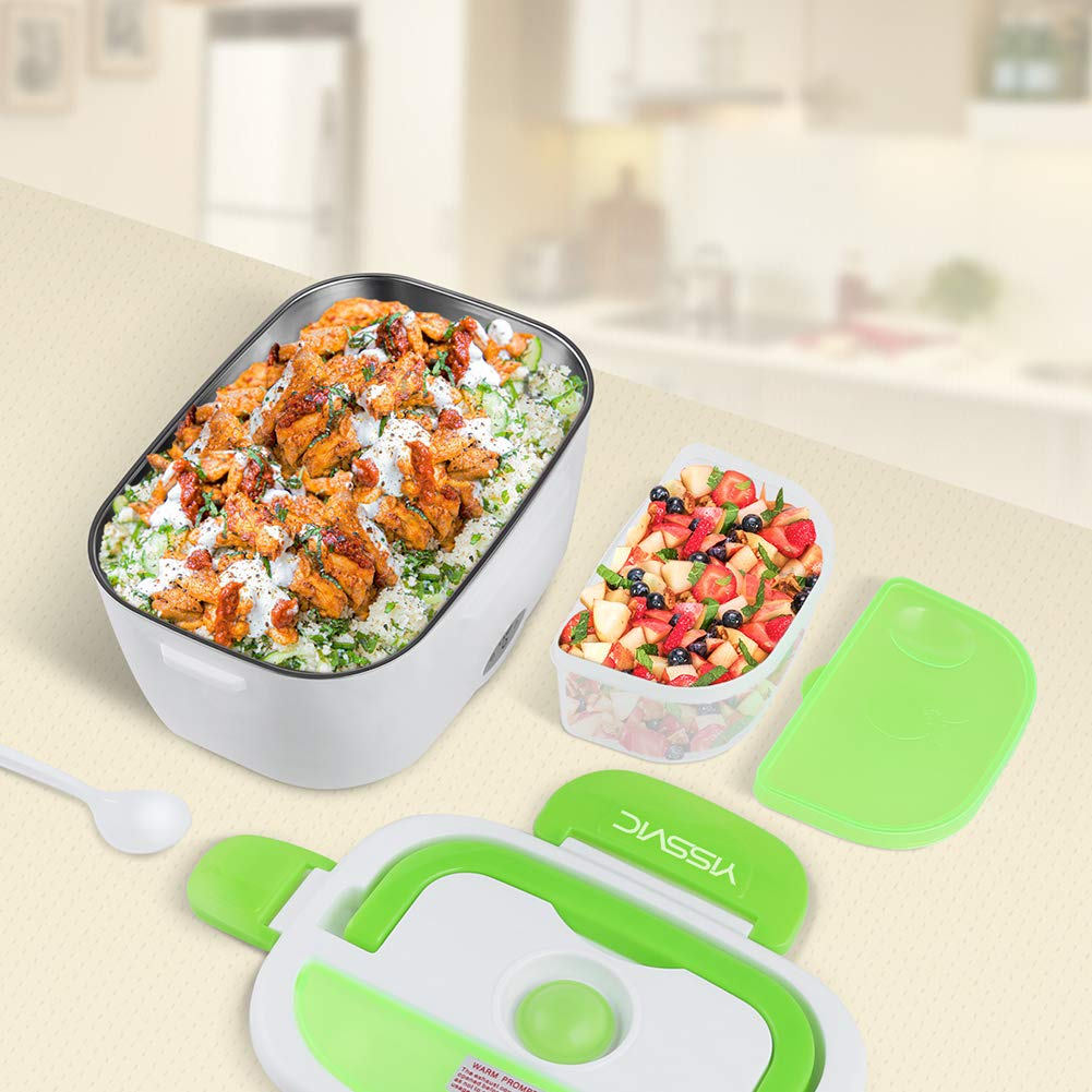Battery Heated Lunch Box 4