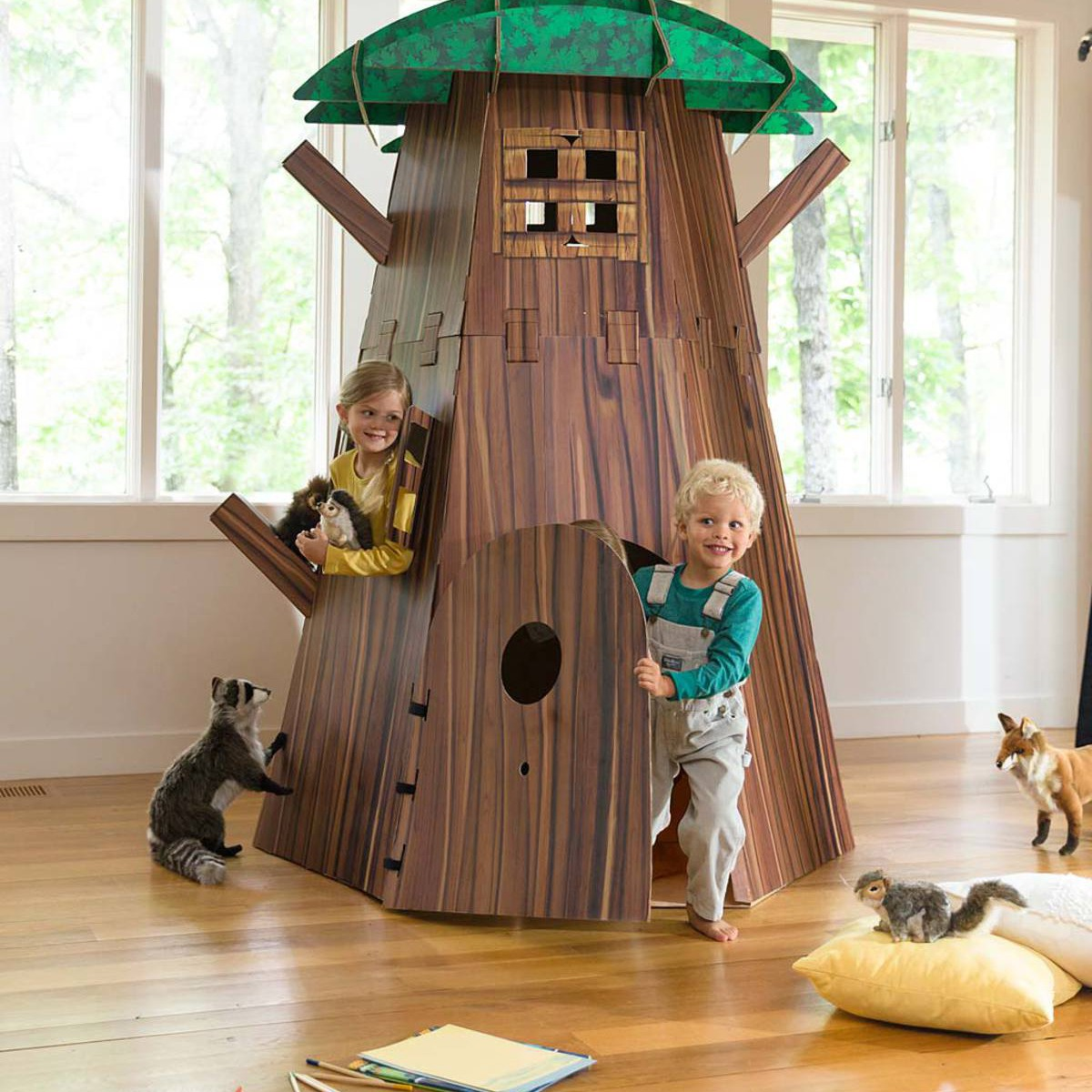 Big Tree Fort Playhouse