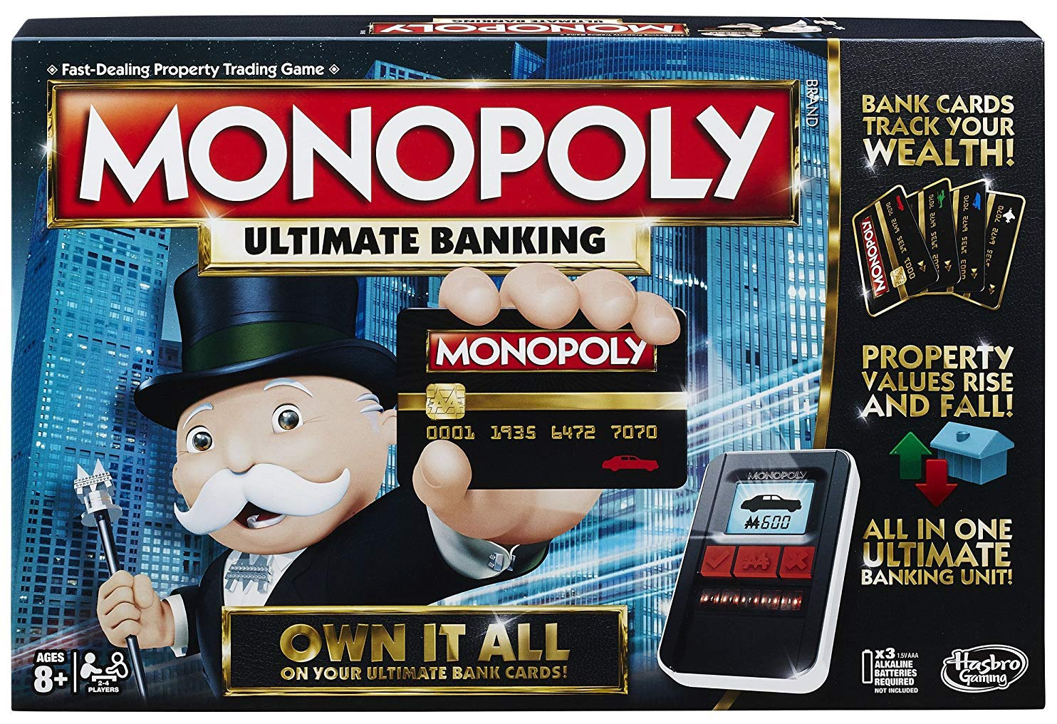 Cashless Monopoly Game - Ultimate Banking Edition 14