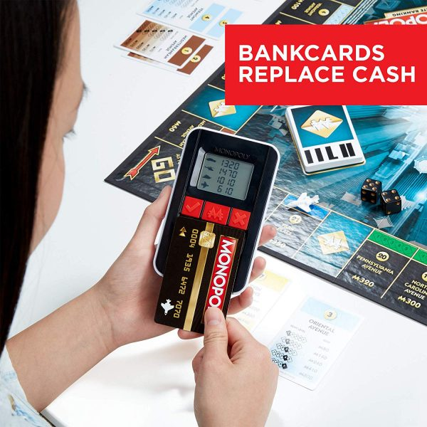 Cashless Monopoly Game - Ultimate Banking Edition 2