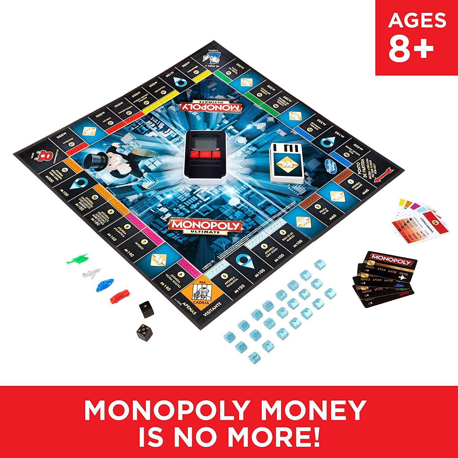 Cashless Monopoly Game - Ultimate Banking Edition 3