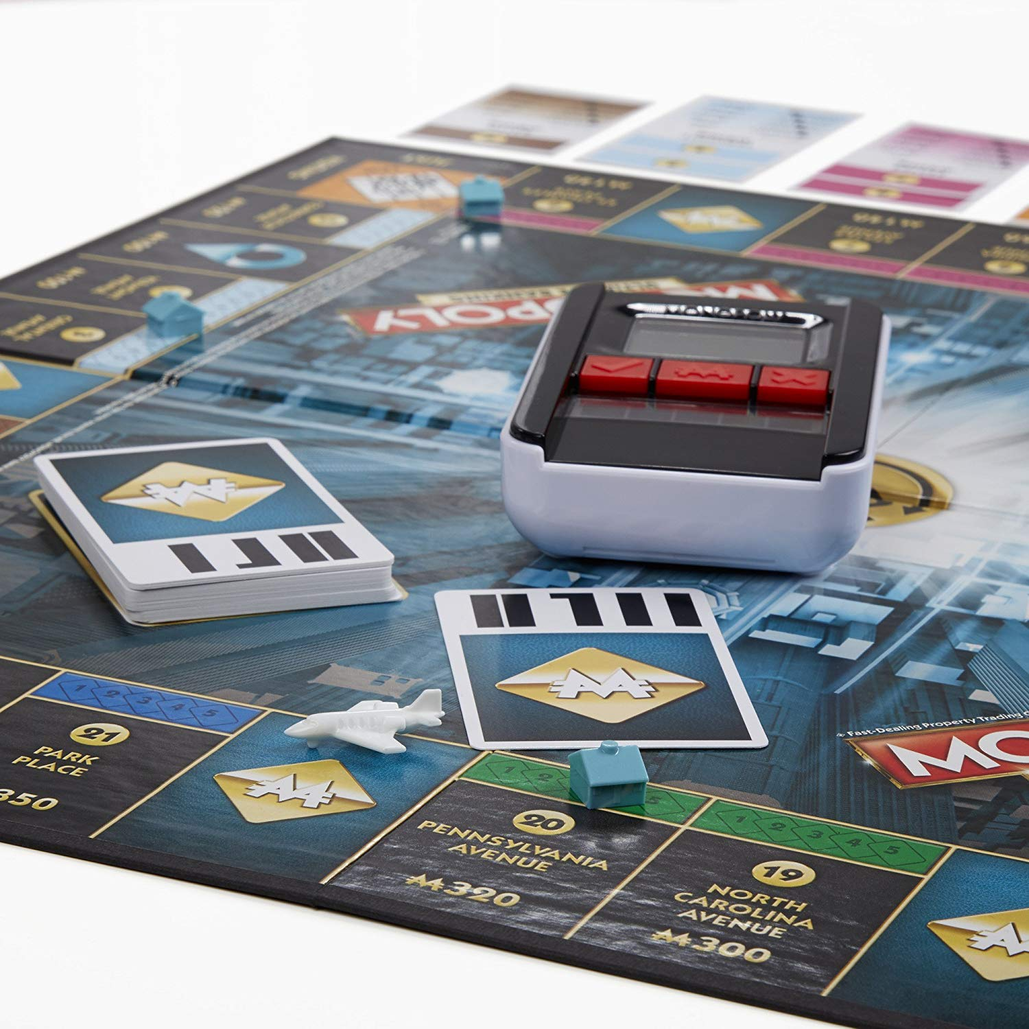 Cashless Monopoly Game - Ultimate Banking Edition 5