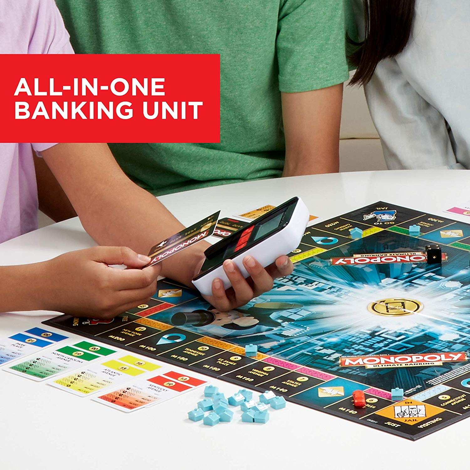 Cashless Monopoly Game - Ultimate Banking Edition 6