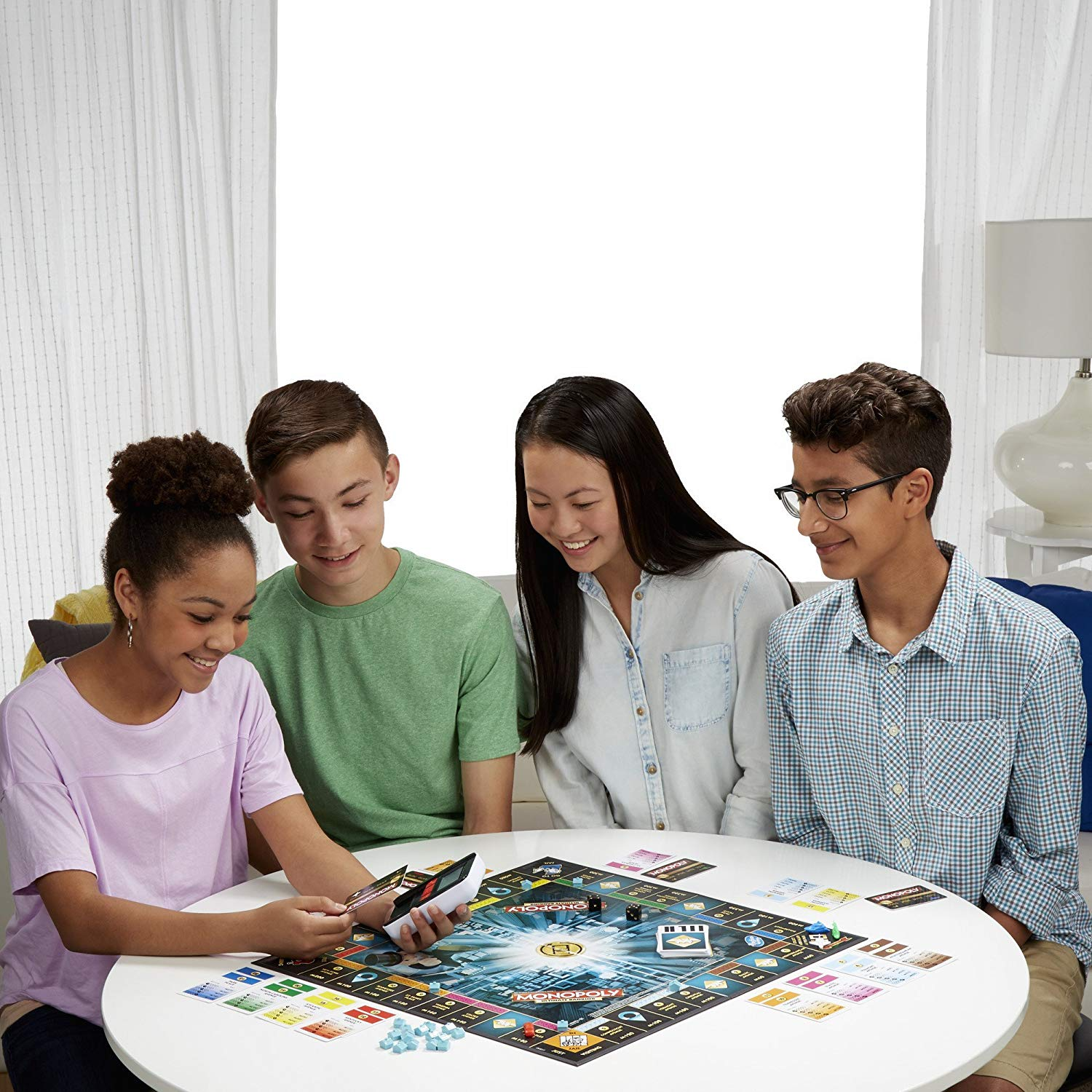Cashless Monopoly Game - Ultimate Banking Edition 7