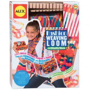 Children's Fashion Weaving Loom 2