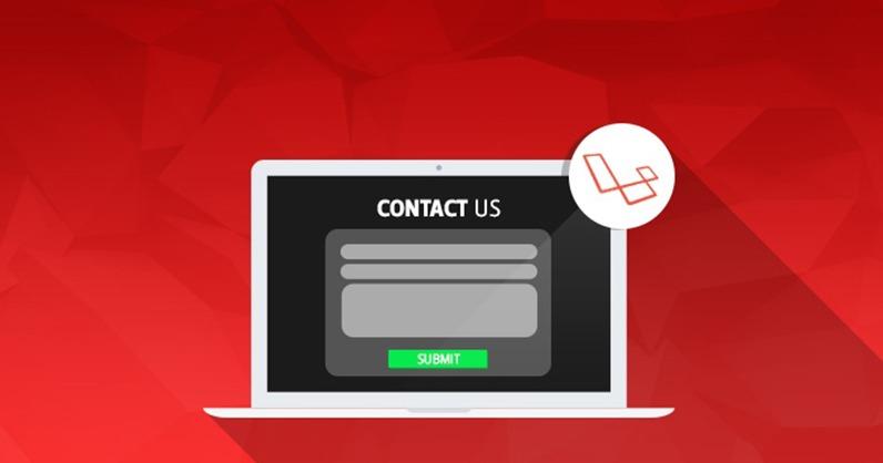 Contact Form Laravel