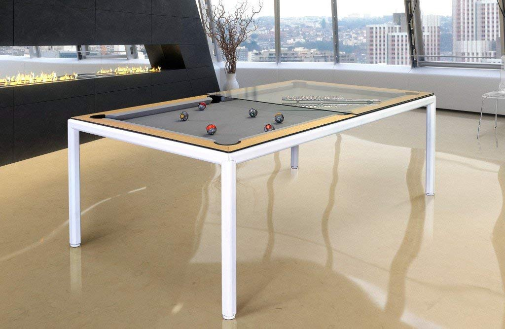 Convertible Pool And Dining Table 2