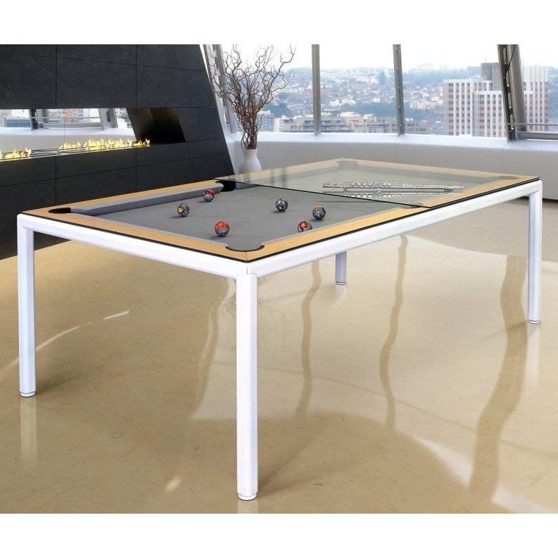Convertible Pool And Dining Table