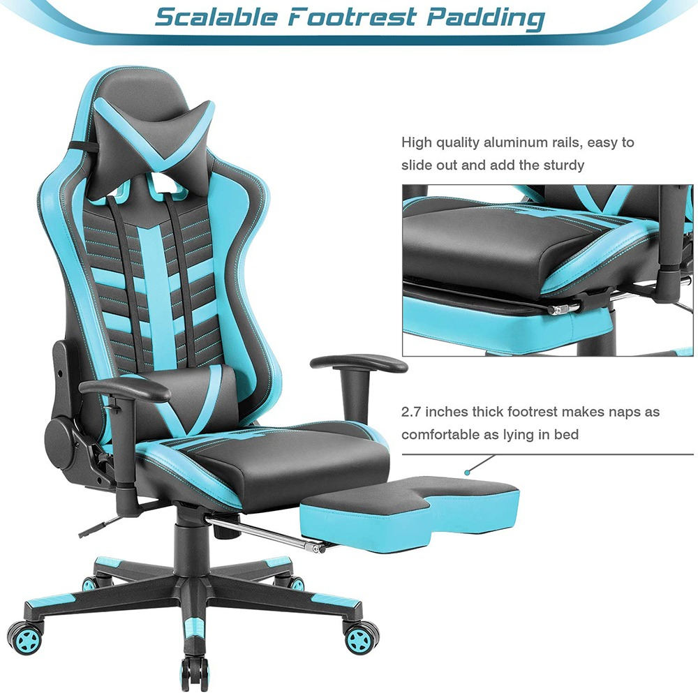 Full Reclining Gaming and Office Chair 3