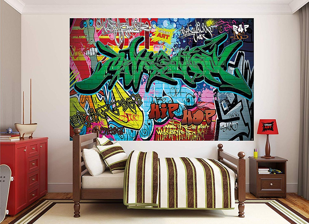 Graffiti Wallpaper 4
