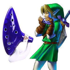 Legend Of Zelda Ocarina 2