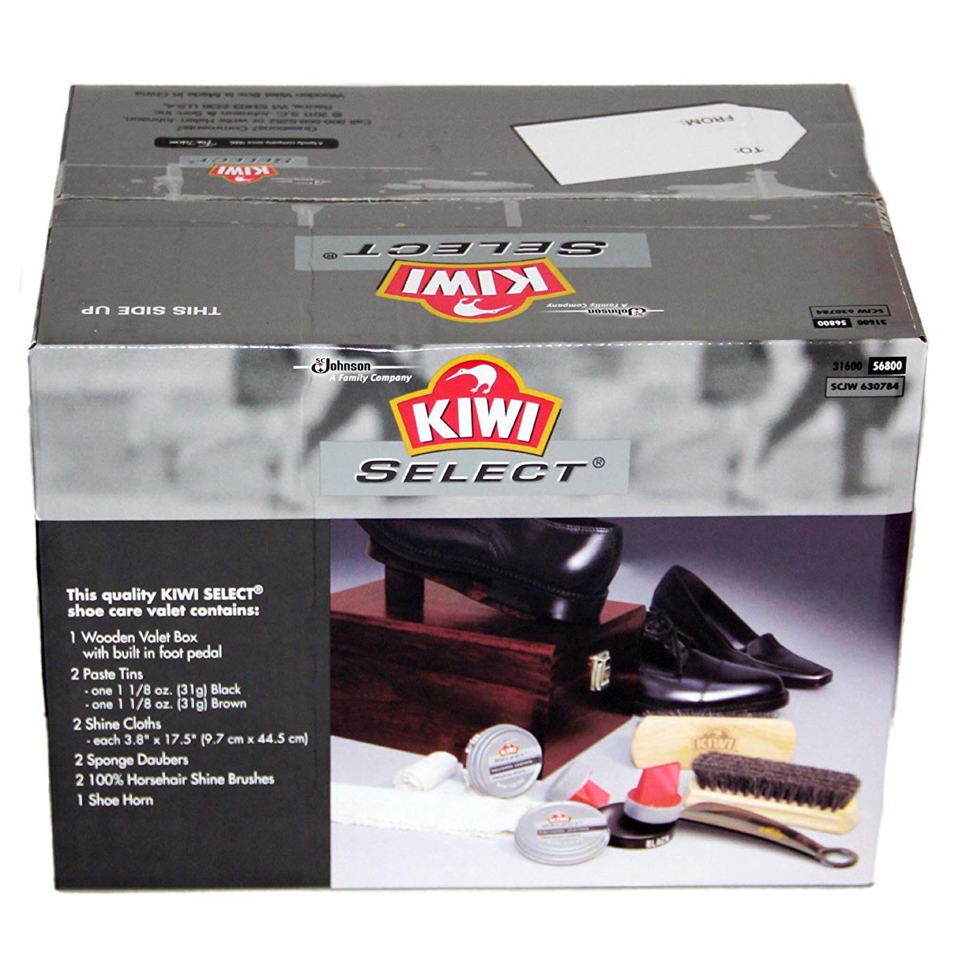 Shoe Shine Box Kit 2