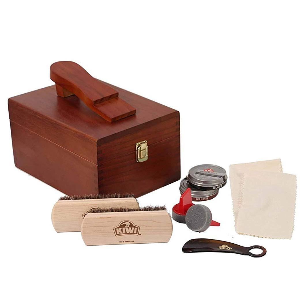 Shoe Shine Box Kit