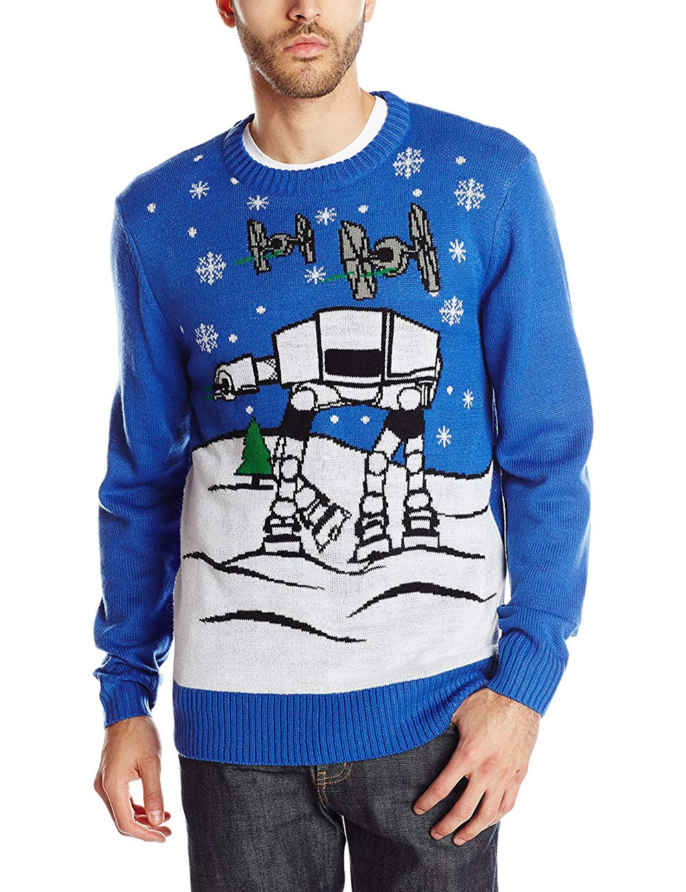 Star Wars Ugly Christmas Sweater 2