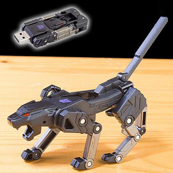 Transformer USB Flash Drive 3