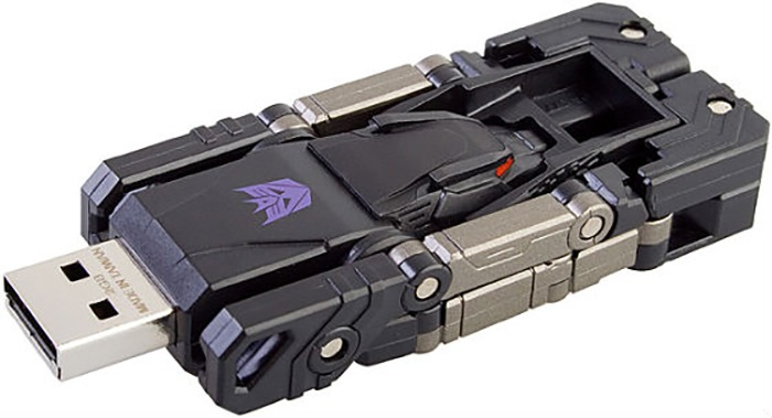 Transformer USB Flash Drive 4