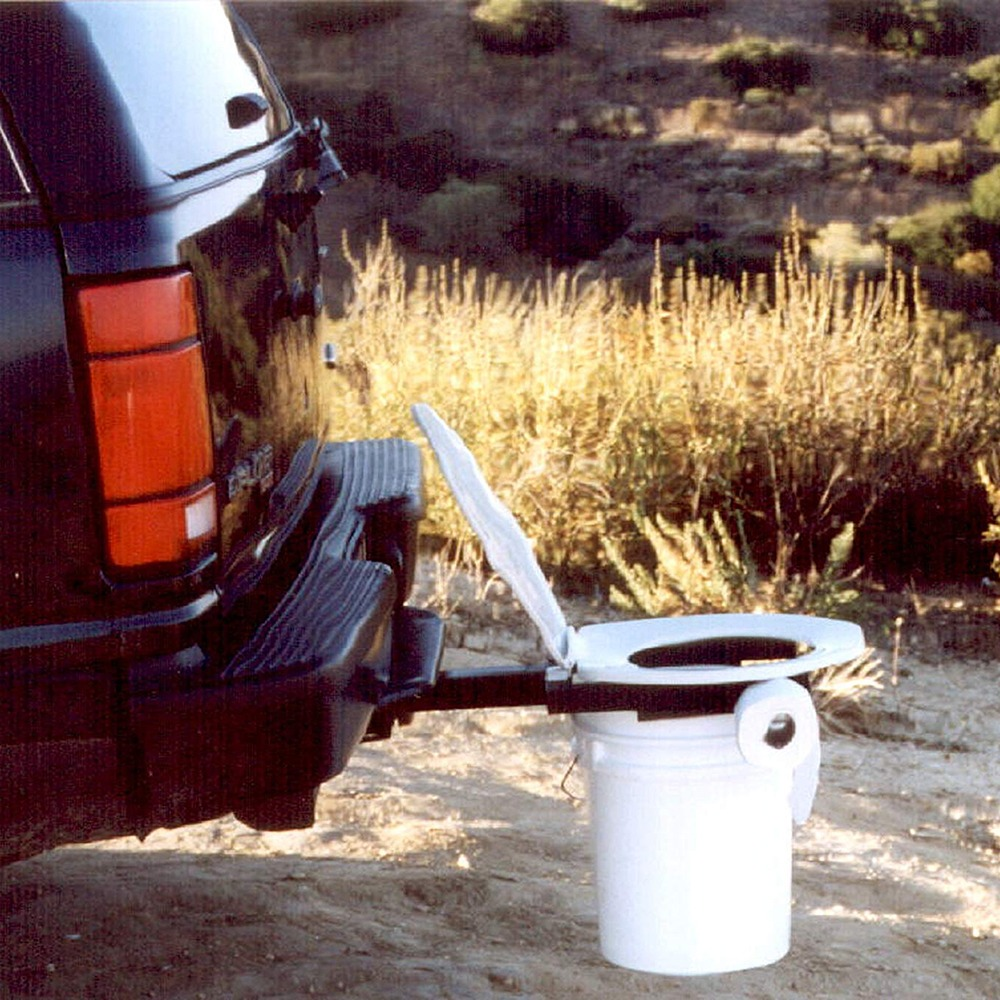 Truck Hitch Toilet Seat 2