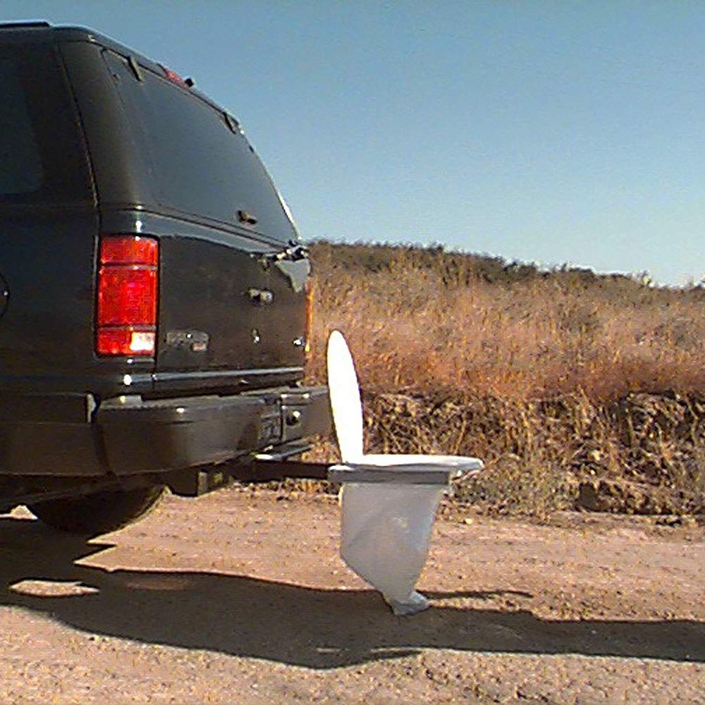 Truck Hitch Toilet Seat 3