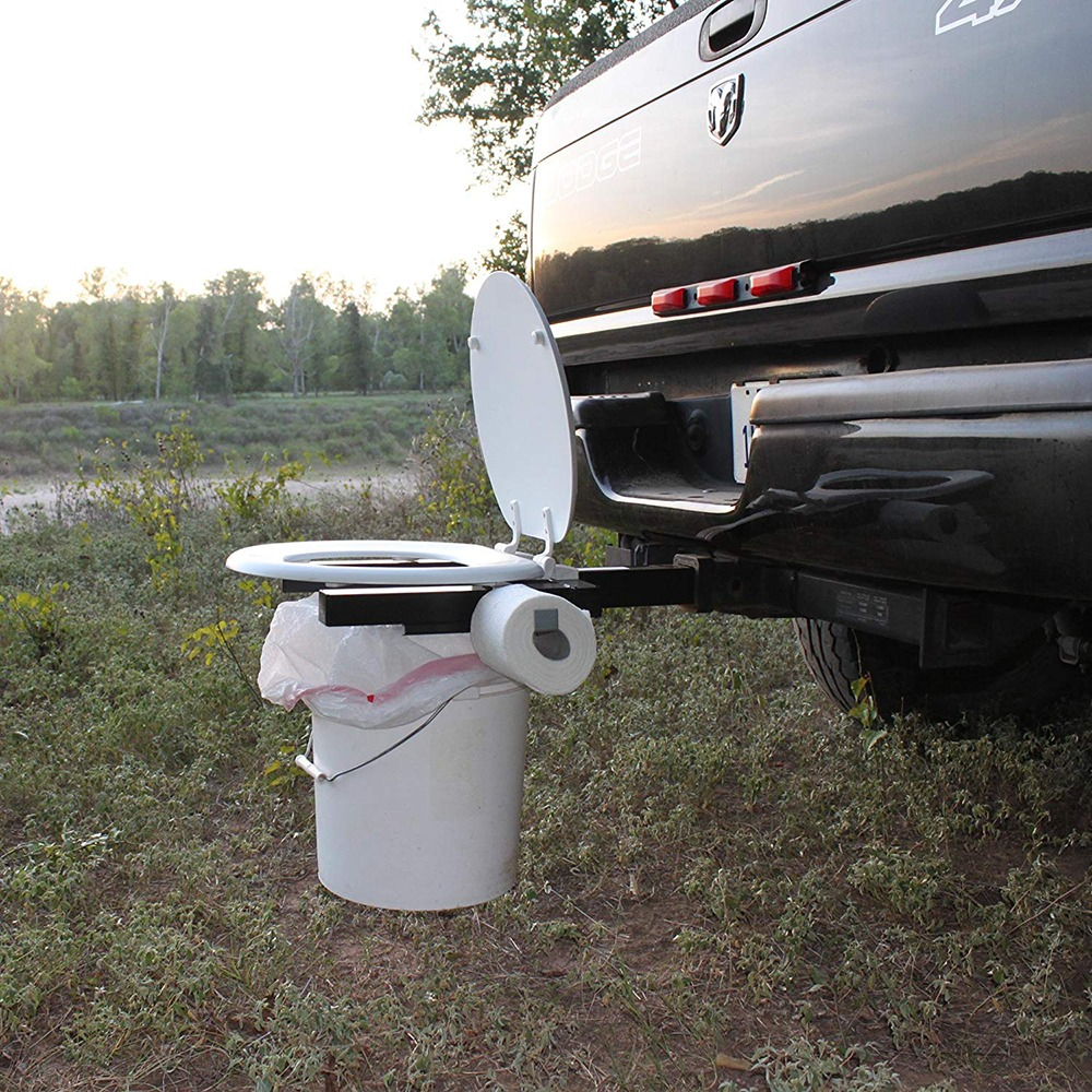 Truck Hitch Toilet Seat