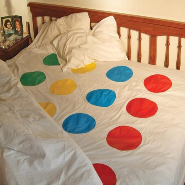 Twister Bed Sheets 3