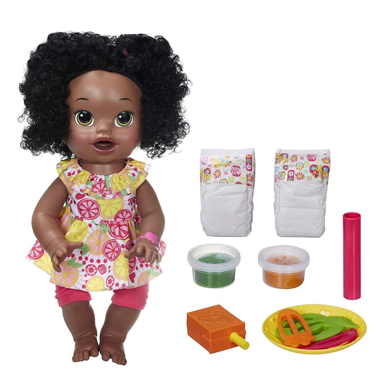 Baby Alive Snackin' Sara 2