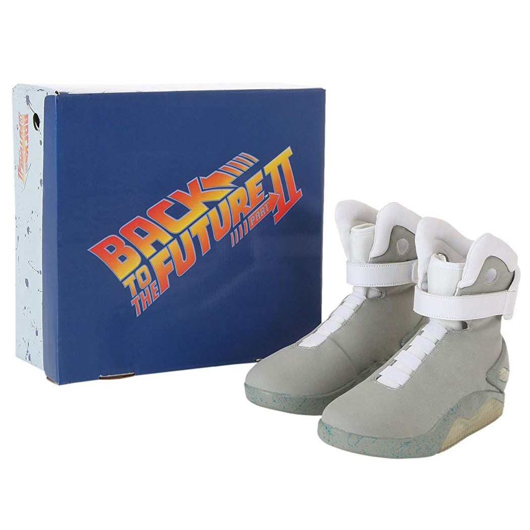 Back To The Future Shoes 3