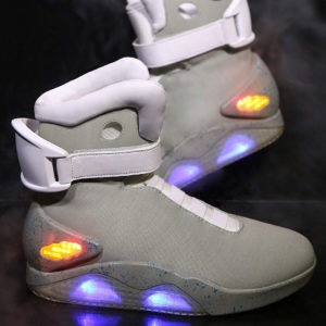 Back To The Future Shoes