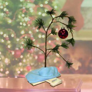 Charlie Brown Christmas Tree 2