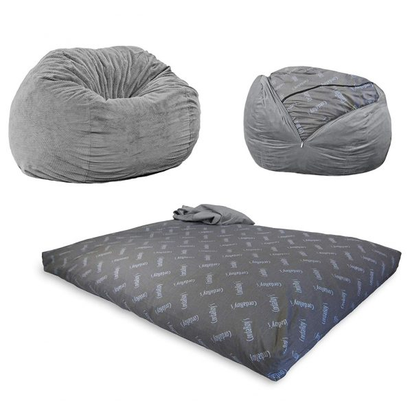 Convertible Bean Bag Chair 3