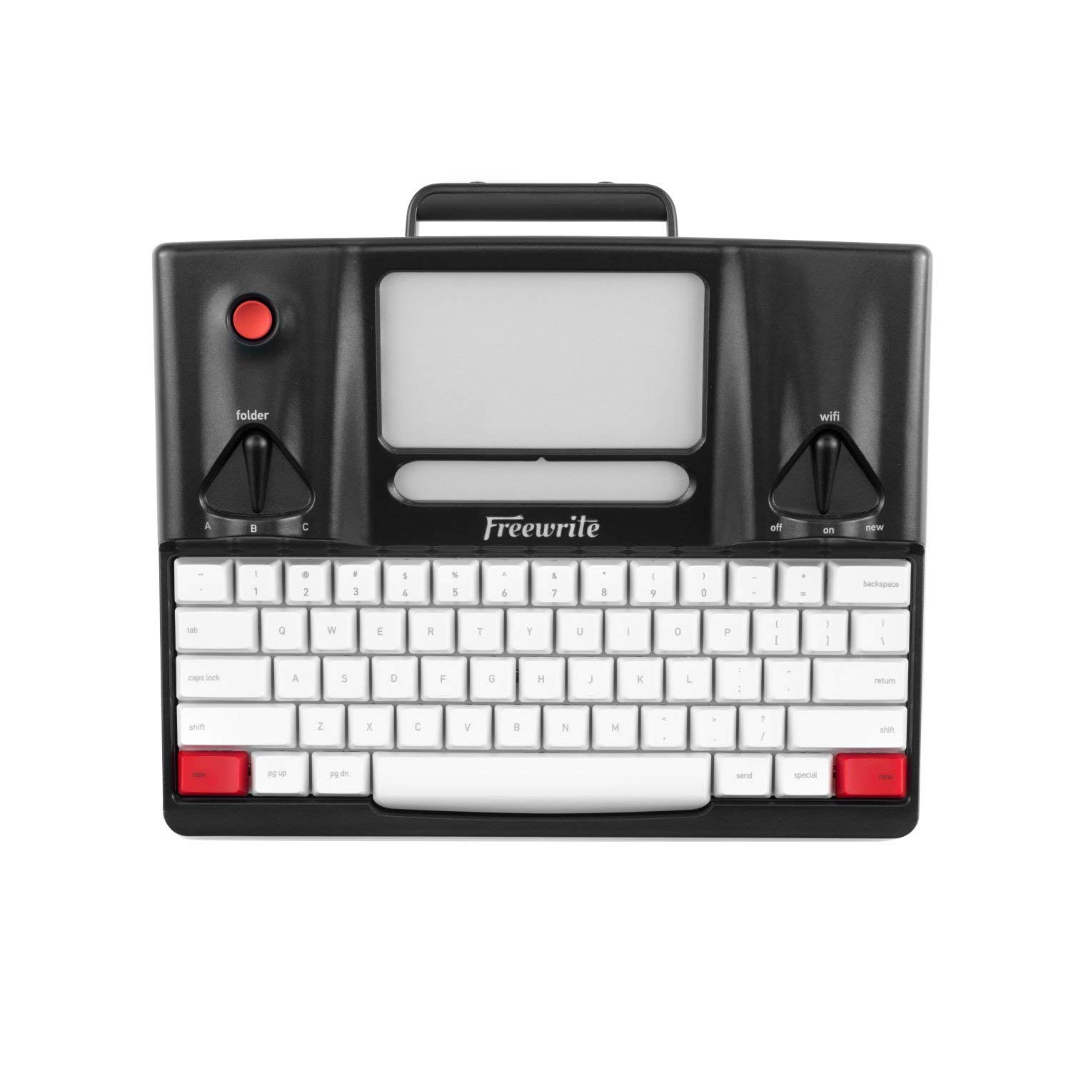 Distraction-Free Smart Typewriter 6