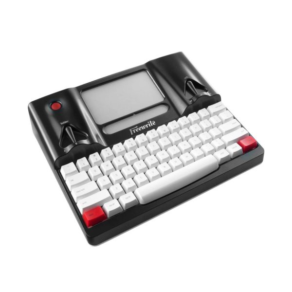 Distraction-Free Smart Typewriter