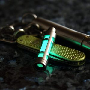 Embrite Glow In The Dark Keychain 6