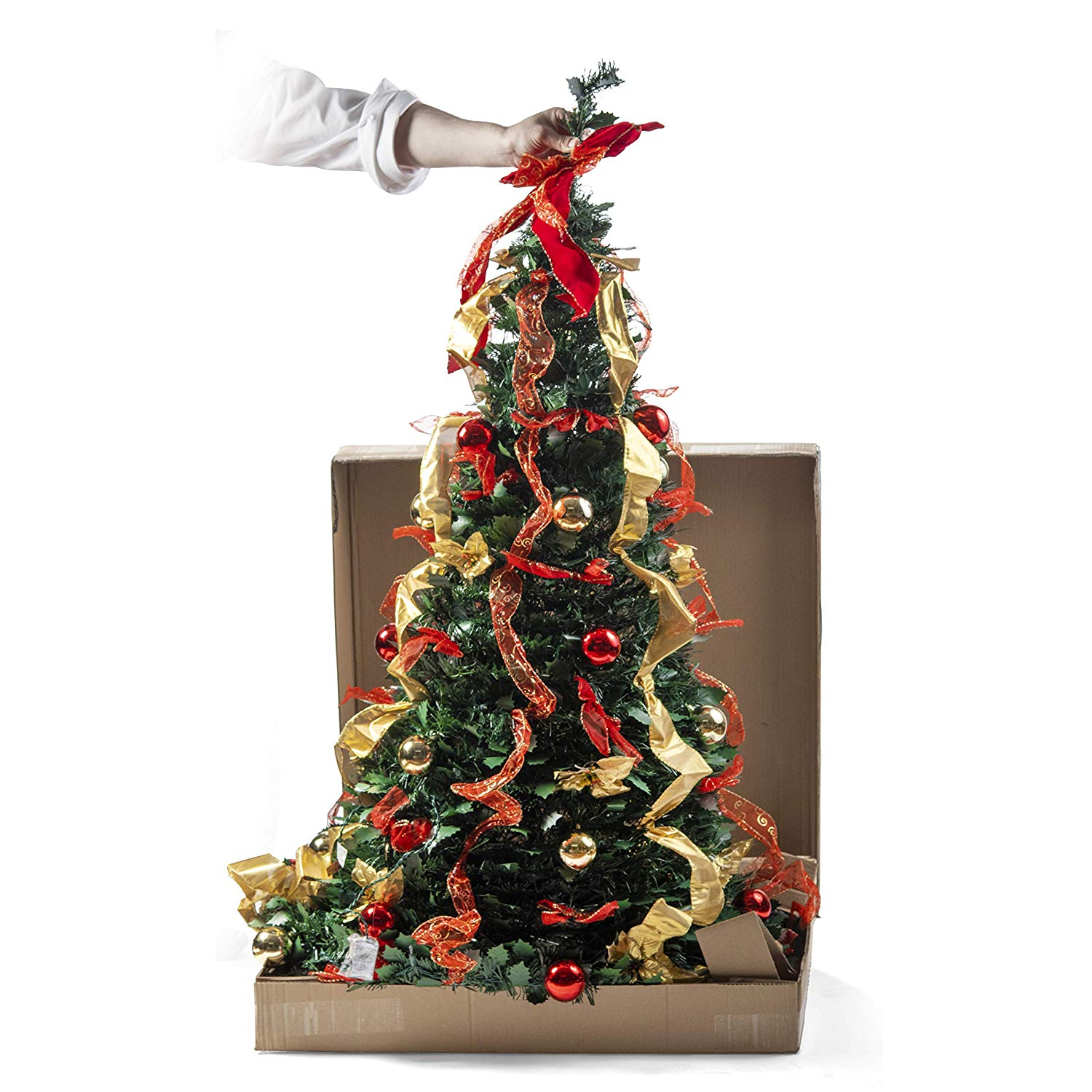 Instant Pop-Up Christmas Tree 3