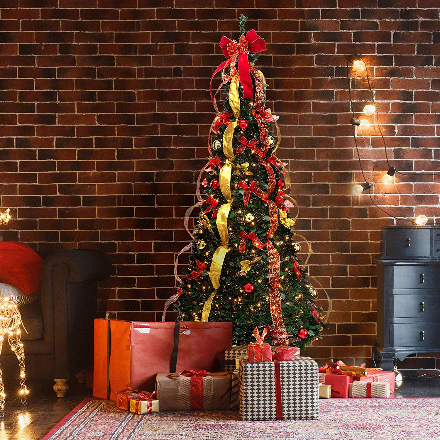 Instant Pop-Up Christmas Tree 4