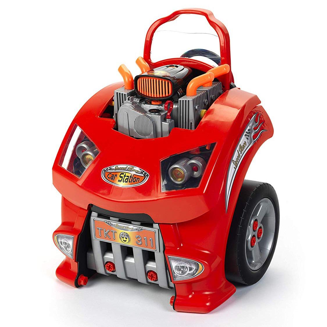 Mechanic's Toy Car 6