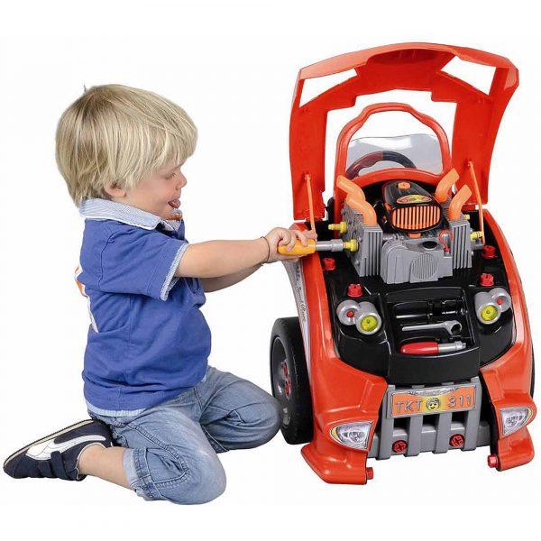 Mechanic's Toy Car