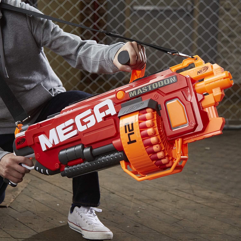 Nerf N-Strike Mega Mastodon 3