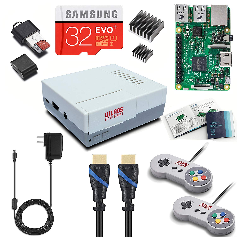 Raspberry Pi Retro Arcade Gaming Kit 3