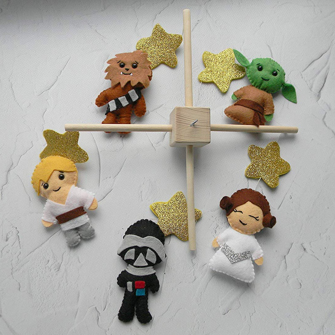 Star Wars Baby Mobile 2