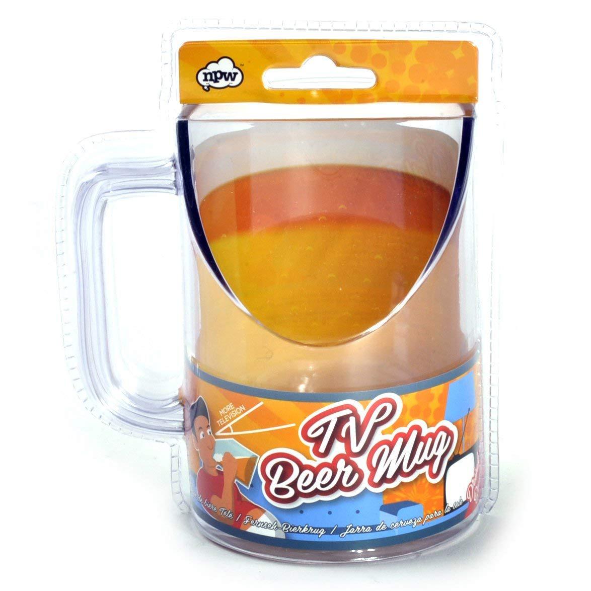TV Compatible Beer Mug 2