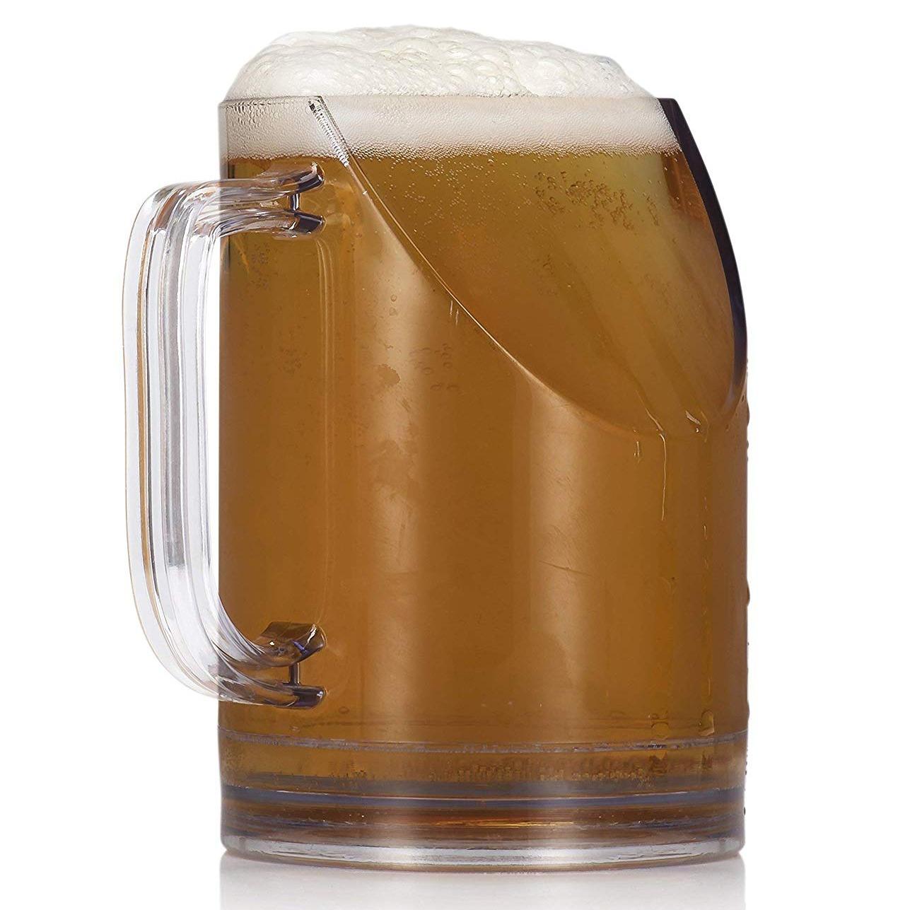 TV Compatible Beer Mug