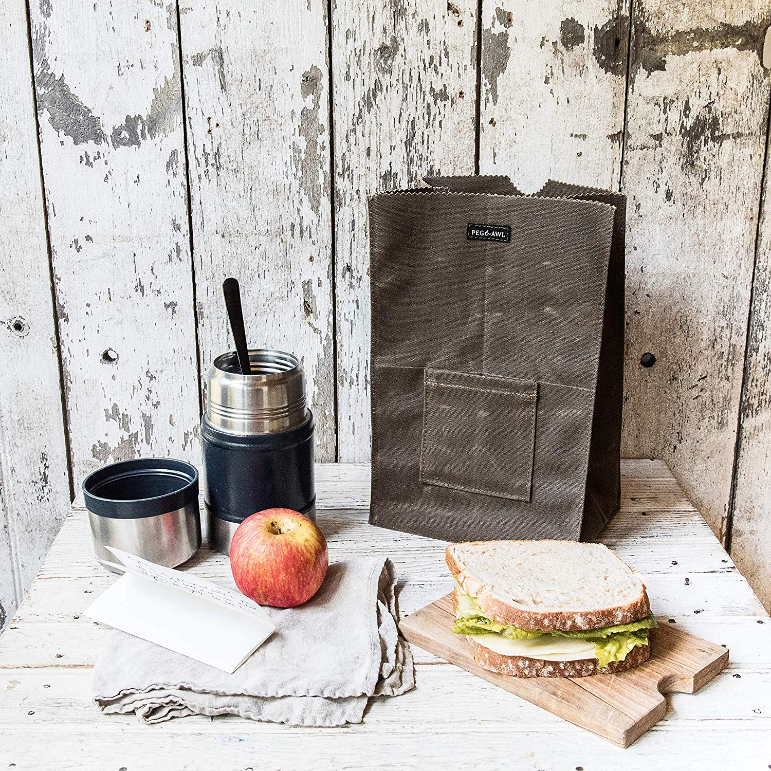 The Marlowe Lunch Bag 4