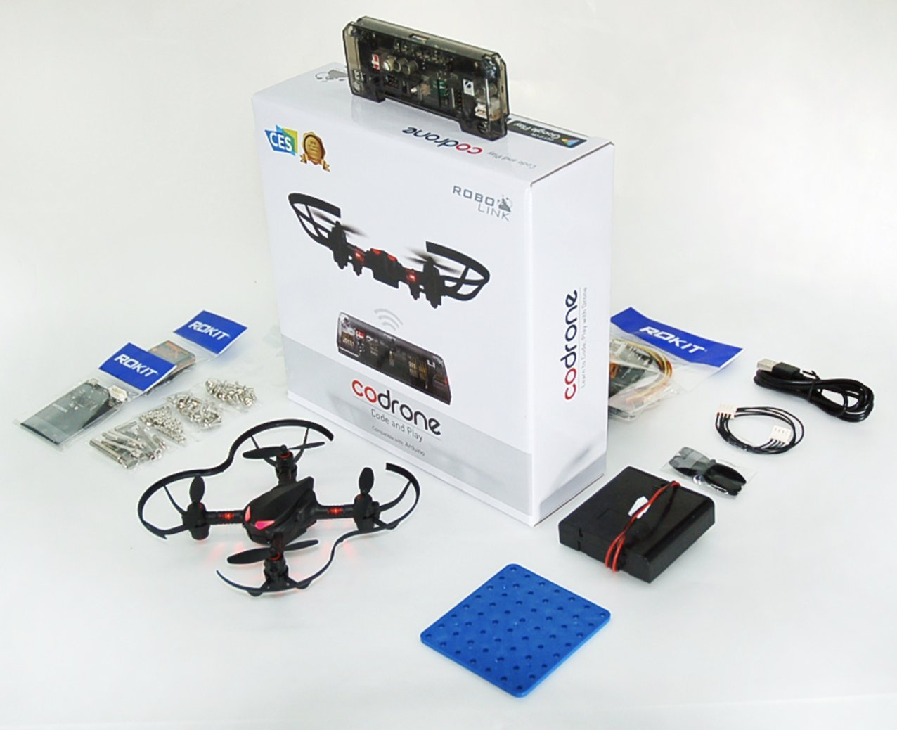 World's First Programmable Drone 10
