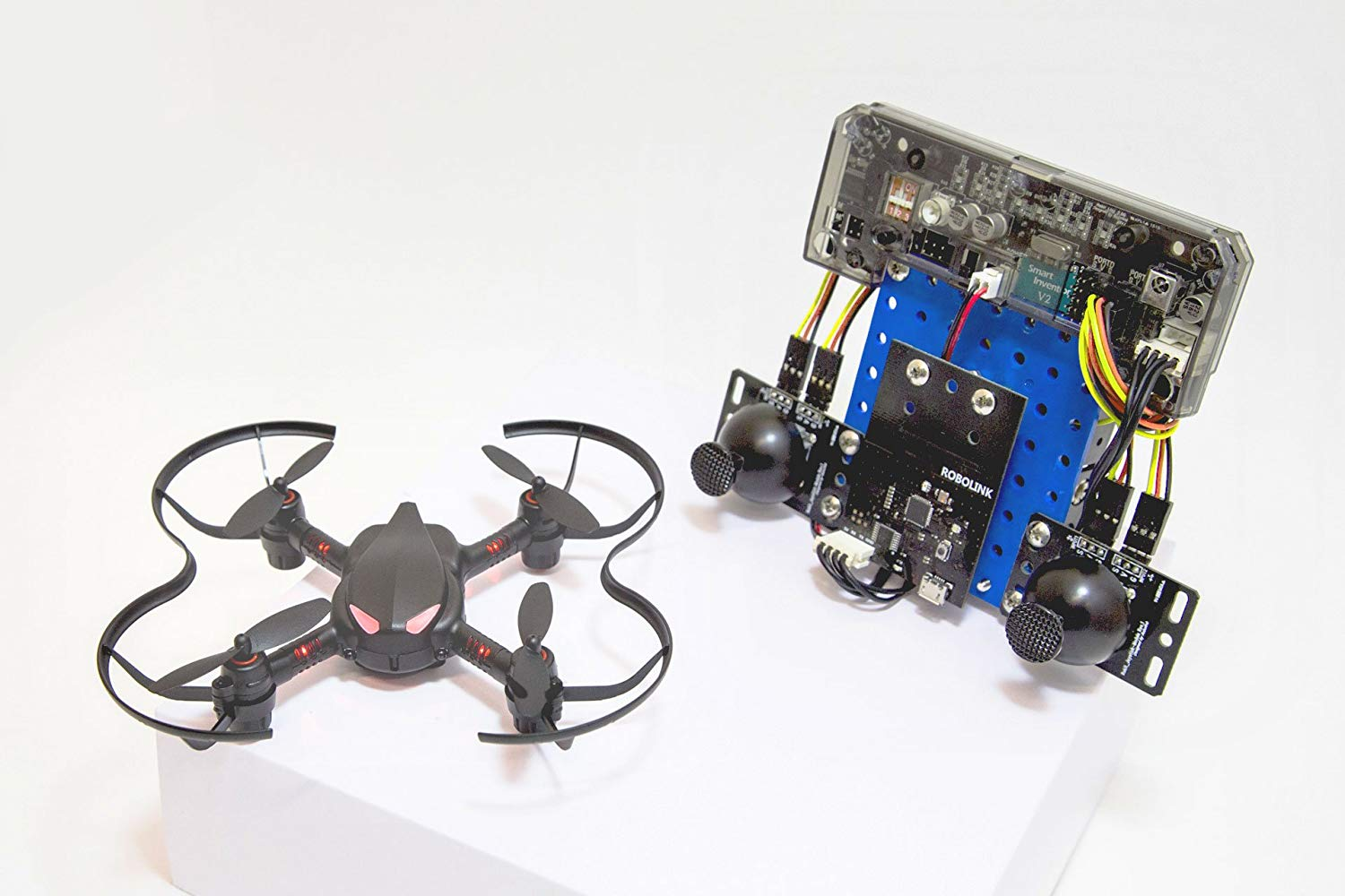 World's First Programmable Drone 11