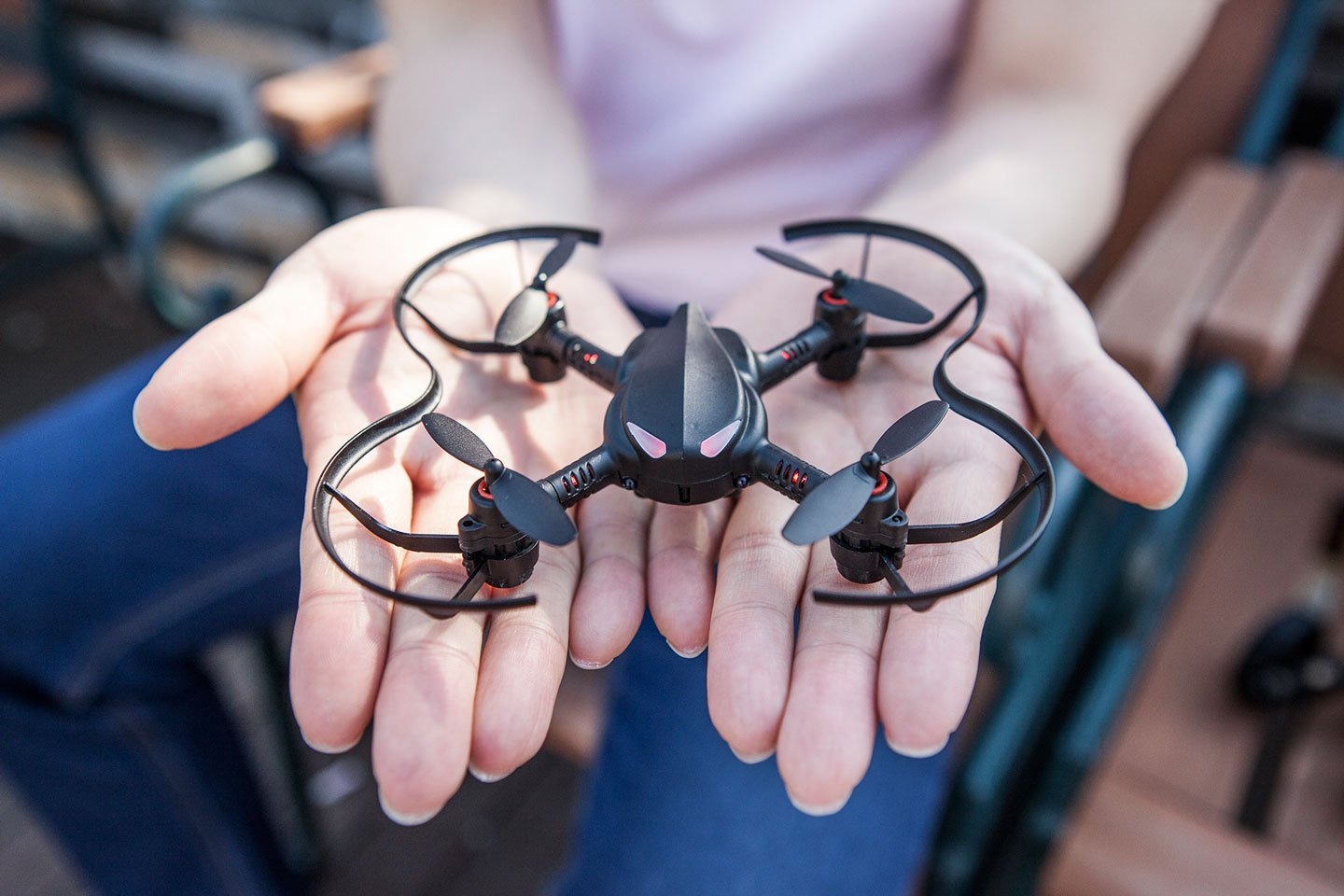 World's First Programmable Drone 2
